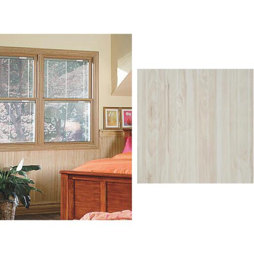 DPI 4 Ft. x 8 Ft. x 1/8 In. Frosted Maple Woodgrain Wall Paneling