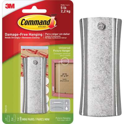 Command Universal Adhesive Picture Hanger