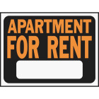 Hy-Ko Plastic Sign, Apartment For Rent Image 1