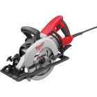 Milwaukee 7-1/4 In. 15-Amp Magnesium Worm Drive Circular Saw Image 1
