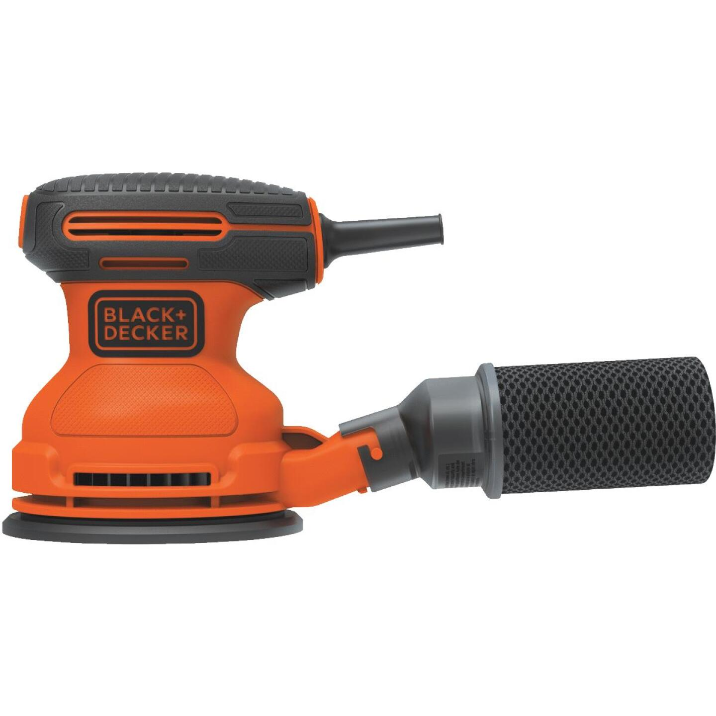 Black & Decker 5 In. 2.0A Random Orbit Finish Sander Image 4