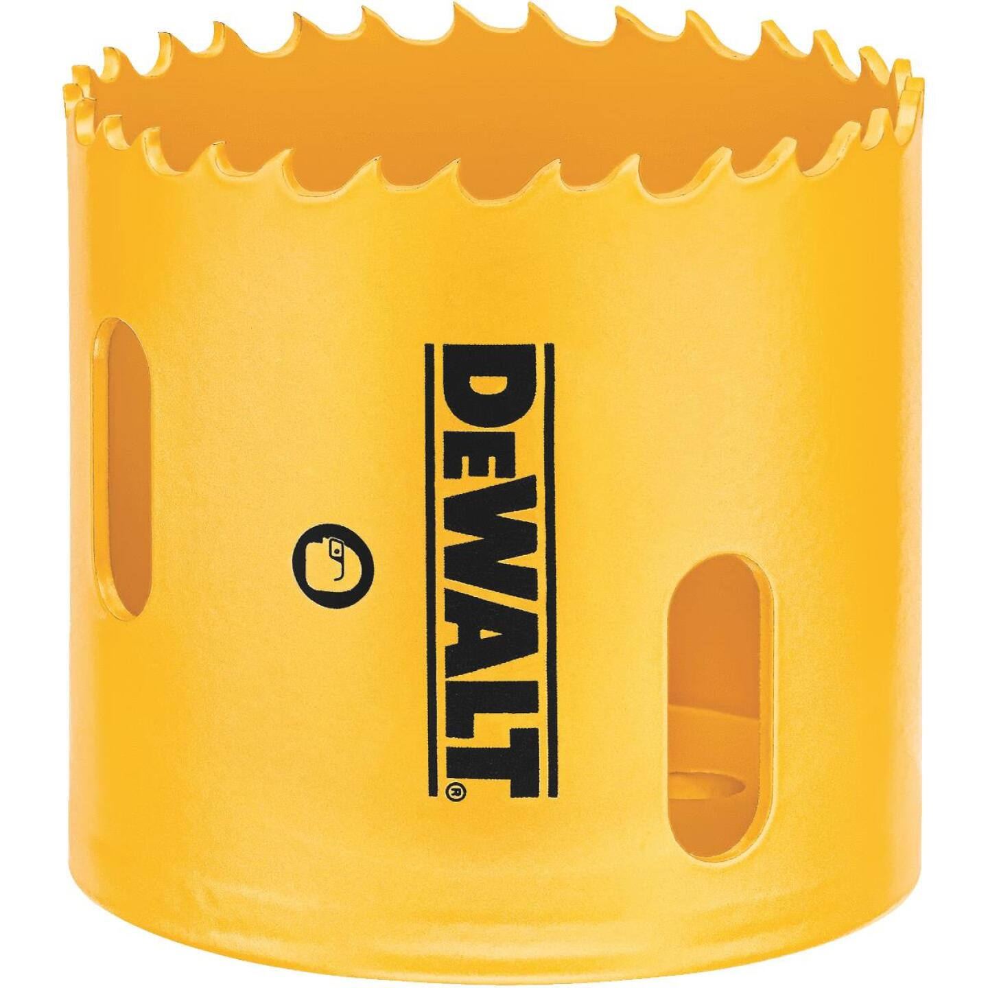 DeWalt 3 In. Bi-Metal Hole Saw Image 1