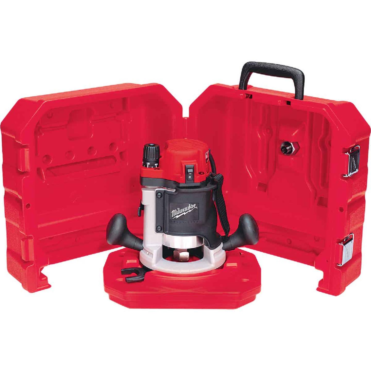 Milwaukee 11.0A 24,000 rpm Router Kit Image 2