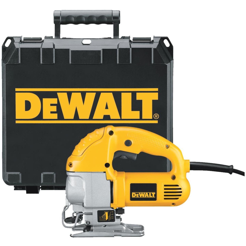 DeWalt 5.5A 4-Position 0-3100 SPM Jig Saw Image 3