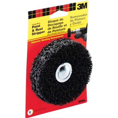 3M 4 In. Double Pad Paint Removal Disc