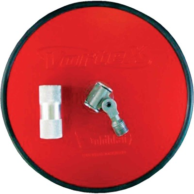 Goldblatt Rubber Bumper Ring 9 In. Pole Sander Head