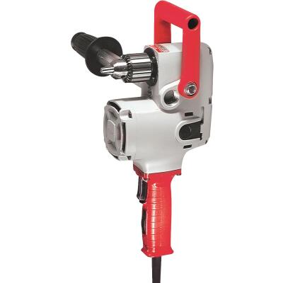Milwaukee Hole Hawg 1/2 in. 7.5-Amp Keyed Electric Angle Drill
