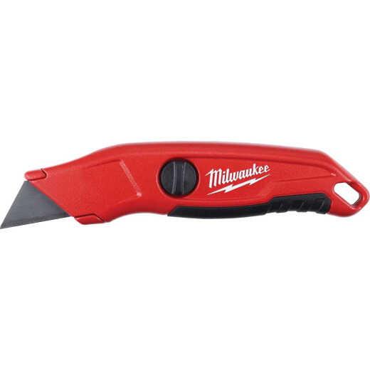 Milwaukee Fixed Blade Utility Knife w/Storage