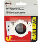 Danco 1-1/4 In. Plastic Slip Joint Nut and Washer Image 2
