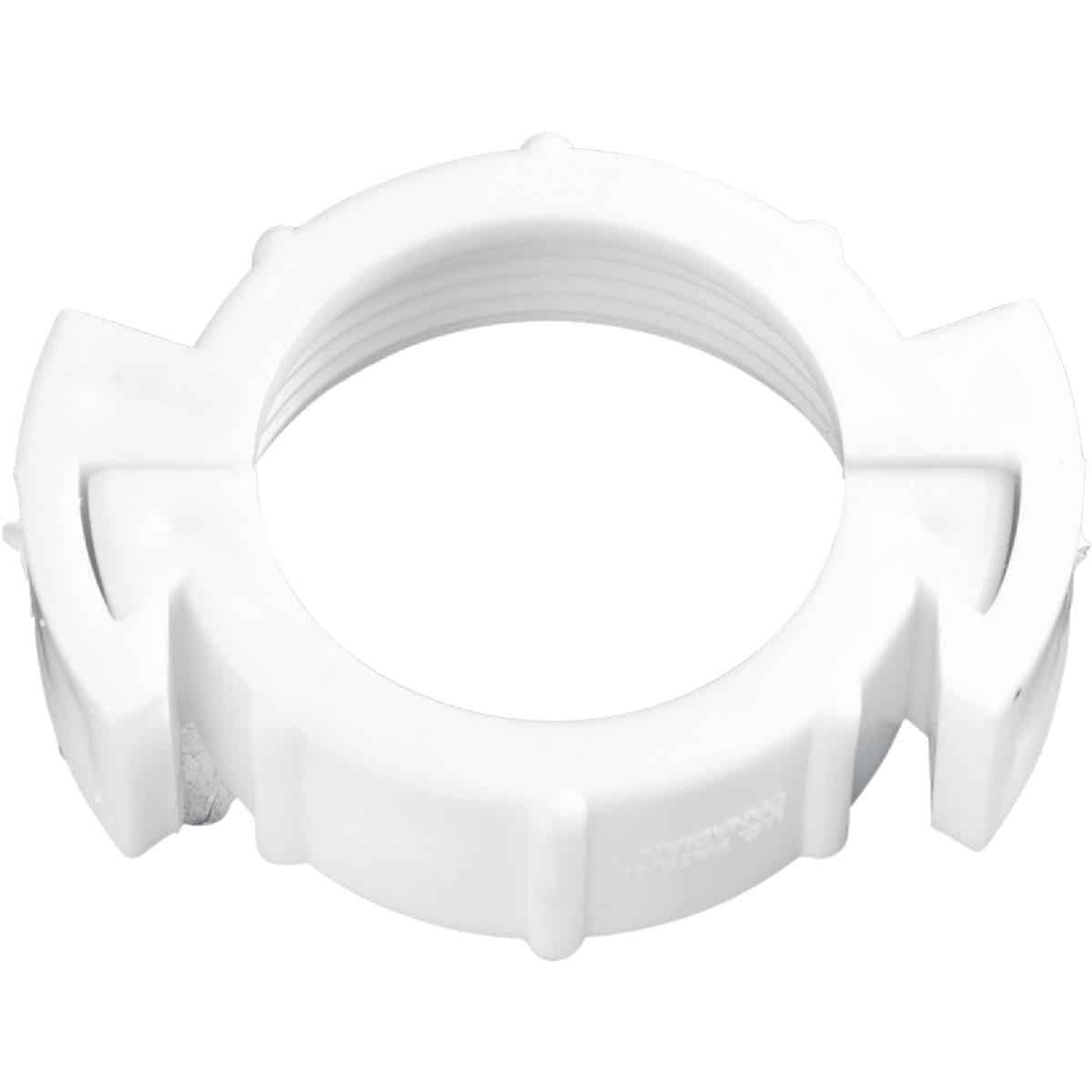 Danco 1-1/4 In. Plastic Slip Joint Nut and Washer Image 3
