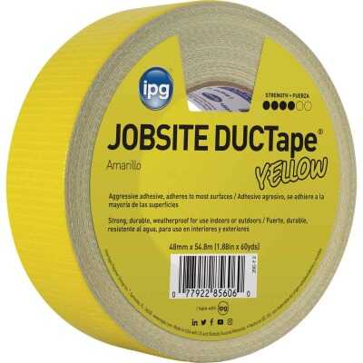 Intertape DUCTape 1.88 In. x 60 Yd. General Purpose Duct Tape, Yellow