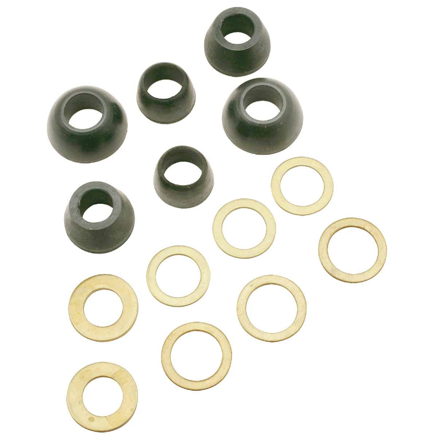 Do it Cone Shape Slip-Joint Washer And Friction Ring Assortment (15 Ct.) Image 1