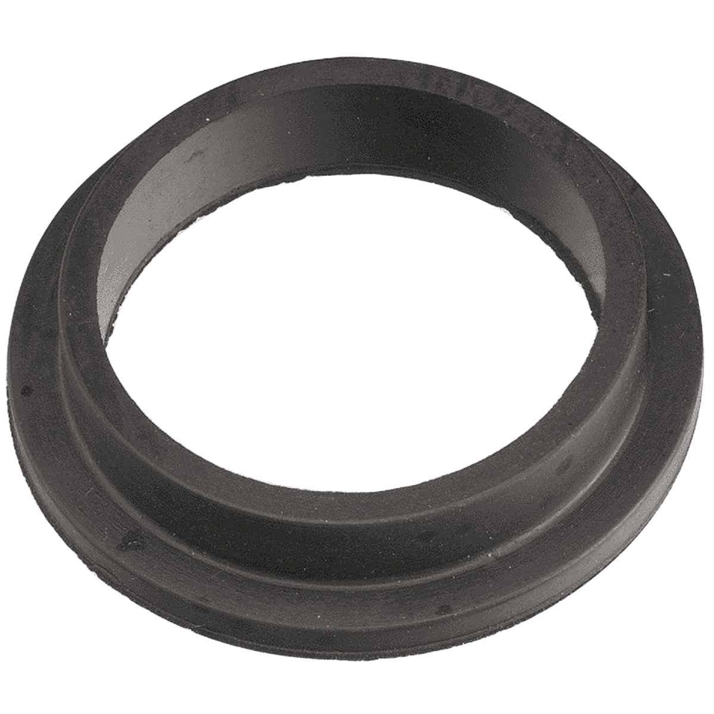 Do it 2 In. Black Rubber Toilet Spud Flanged Washer  Image 1