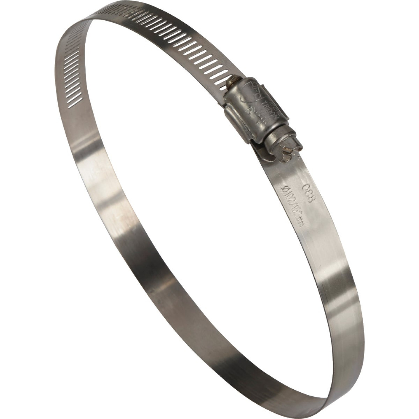 Ideal 4 In. - 6 In. 67 All Stainless Steel Hose Clamp Image 1