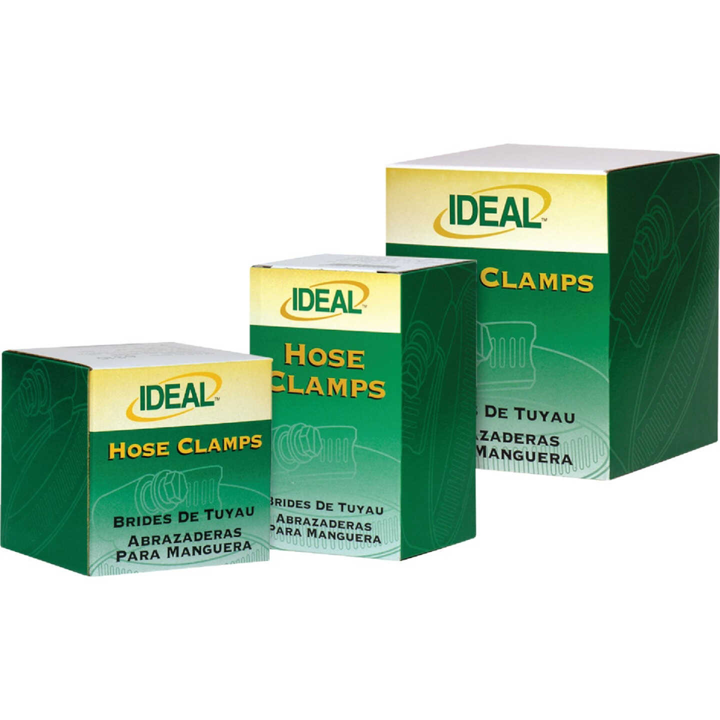 Ideal 3 In. - 5 In. 67 All Stainless Steel Hose Clamp Image 2