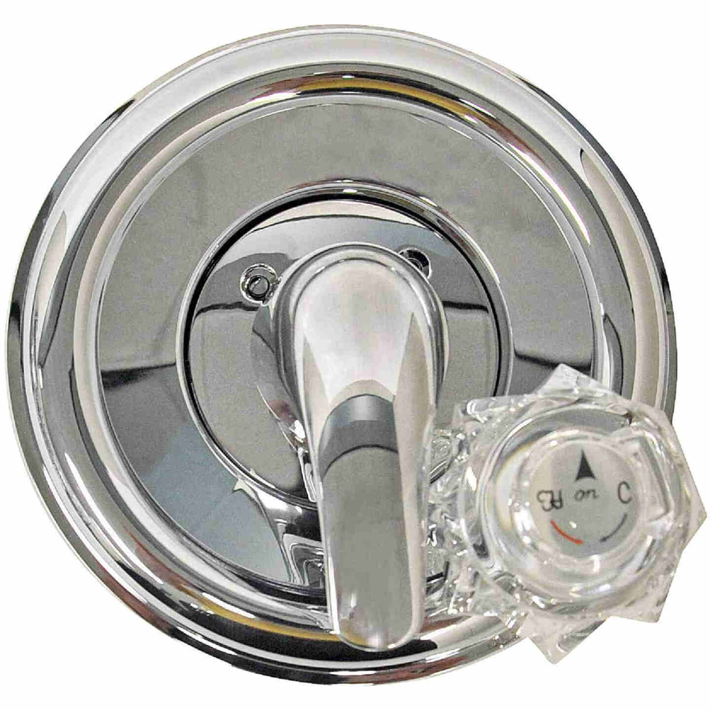 Danco Universal Delta Tub and Shower Trim Kit, Chrome Image 1