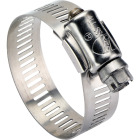 Ideal 2 In. - 3 In. All Stainless Steel Marine-Grade Hose Clamp Image 1