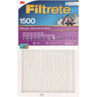 3M Filtrete 14 In. x 24 In. x 1 In. Ultra Allergen Healthy Living 1550 MPR Furnace Filter Image 1