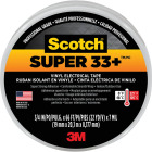 3M Scotch General Application 3/4 In. x 66 Ft. Vinyl Plastic Electrical Tape Image 1
