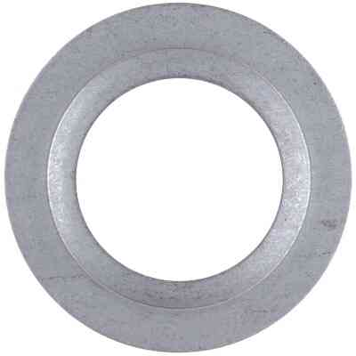 Halex 1 In. to 1/2 In. Plated Steel Rigid Reducing Washer (2-Pack)
