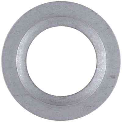 Halex 3/4 In. to 1/2 In. Plated Steel Rigid Reducing Washer (2-Pack)