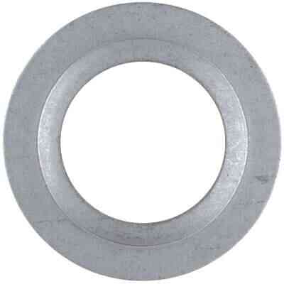 Halex 1-1/4 In. to 1 In. Plated Steel Rigid Reducing Washer (2-Pack)