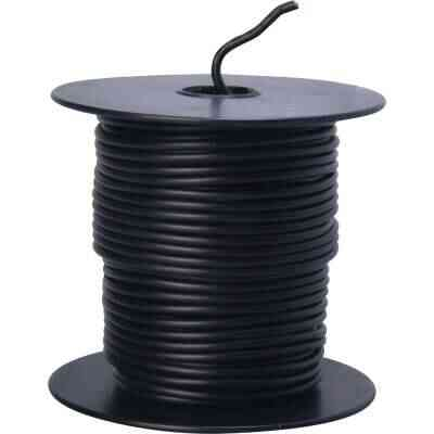 ROAD POWER 100 Ft. 16 Ga. PVC-Coated Primary Wire, Black