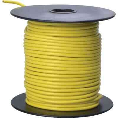 ROAD POWER 100 Ft. 16 Ga. PVC-Coated Primary Wire, Yellow