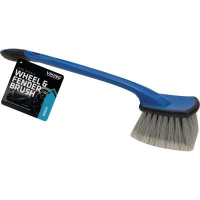 Viking Long Handle Wheel/Bumper Brush