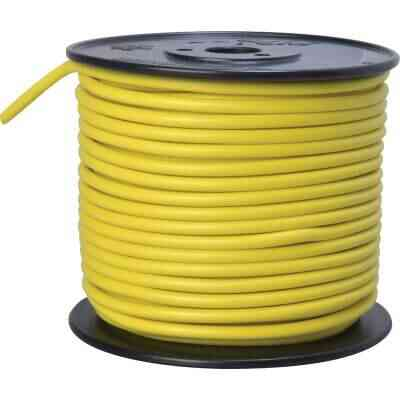 ROAD POWER 100 Ft. 10 Ga. PVC-Coated Primary Wire, Yellow
