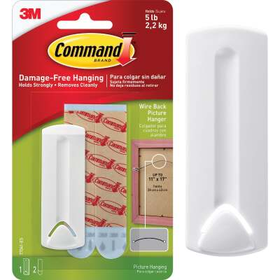 Command Adhesive Picture Hanger