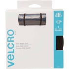 VELCRO Brand One-Wrap 1-1/2 In. x 30 Ft. Black Multi-Use Hook & Loop Roll Image 1