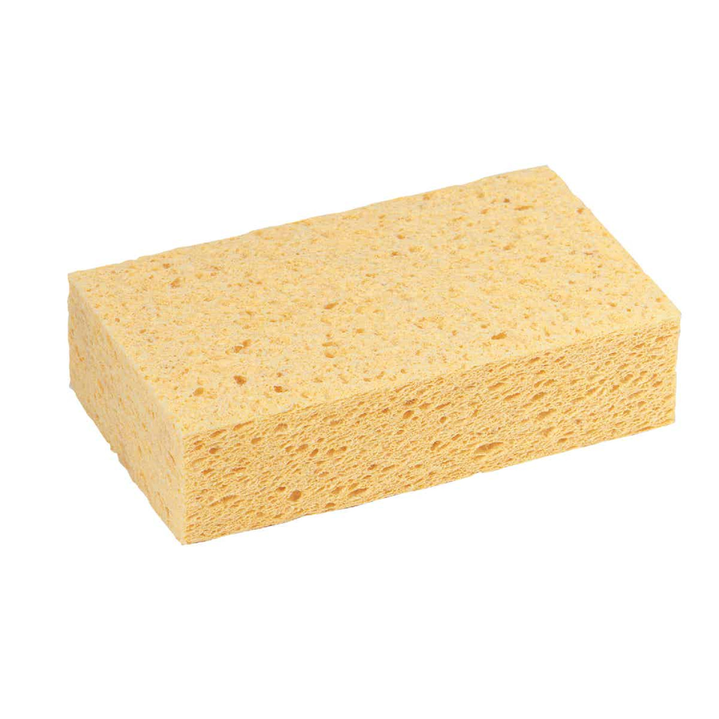 3M 7.5 In. x 4.3 In. Yellow Sponge Image 1