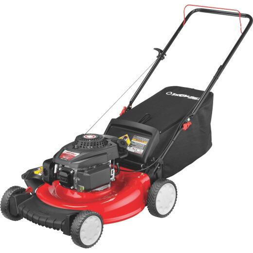 Troy-Bilt TB15 21 In. 140cc OHV Push Gas Lawn Mower