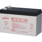 Mighty Mule 12V 7A/Hr Gate Opener Battery Image 1