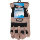 Channellock Men's Large Leather Work Glove Image 5