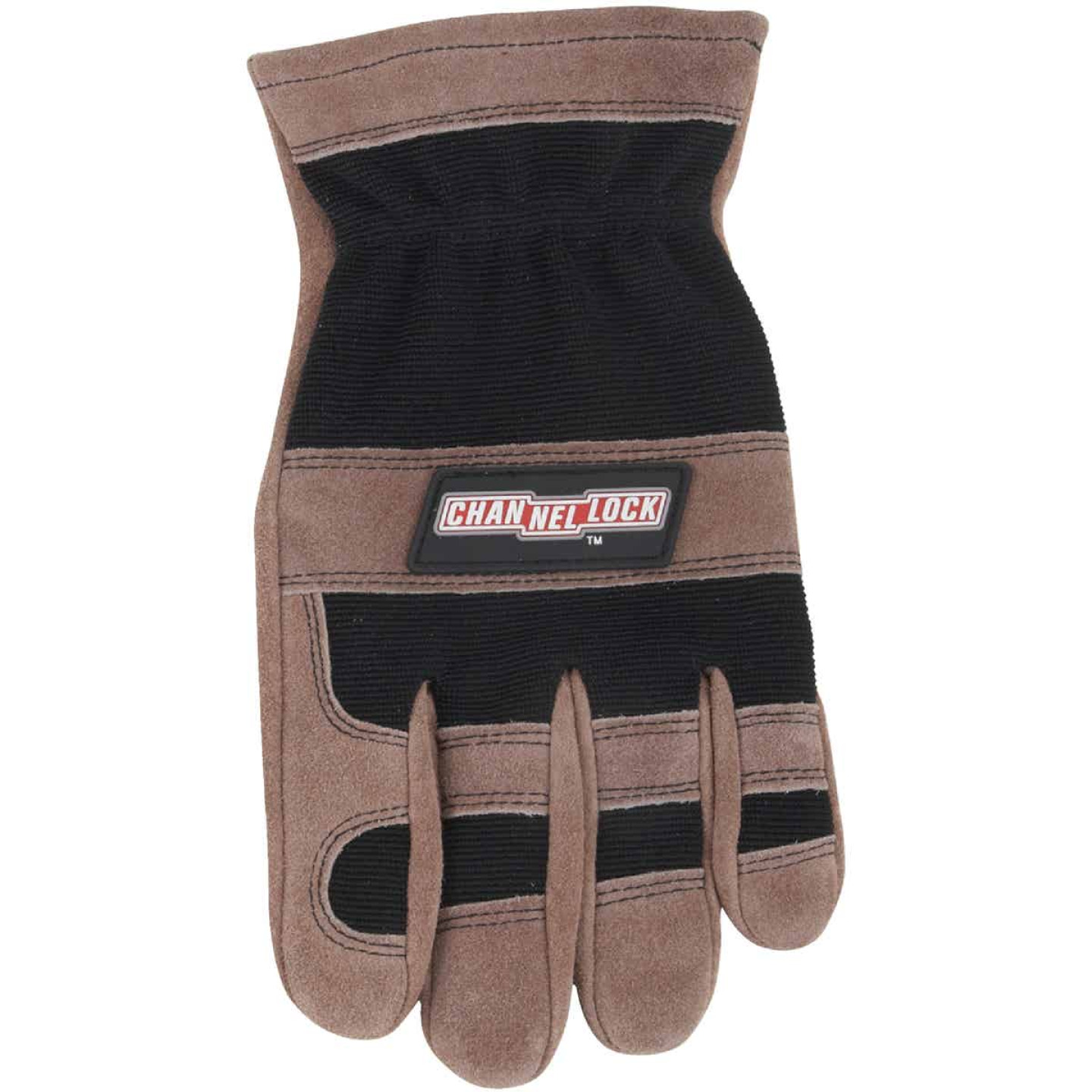 Channellock Men's Large Leather Work Glove Image 6