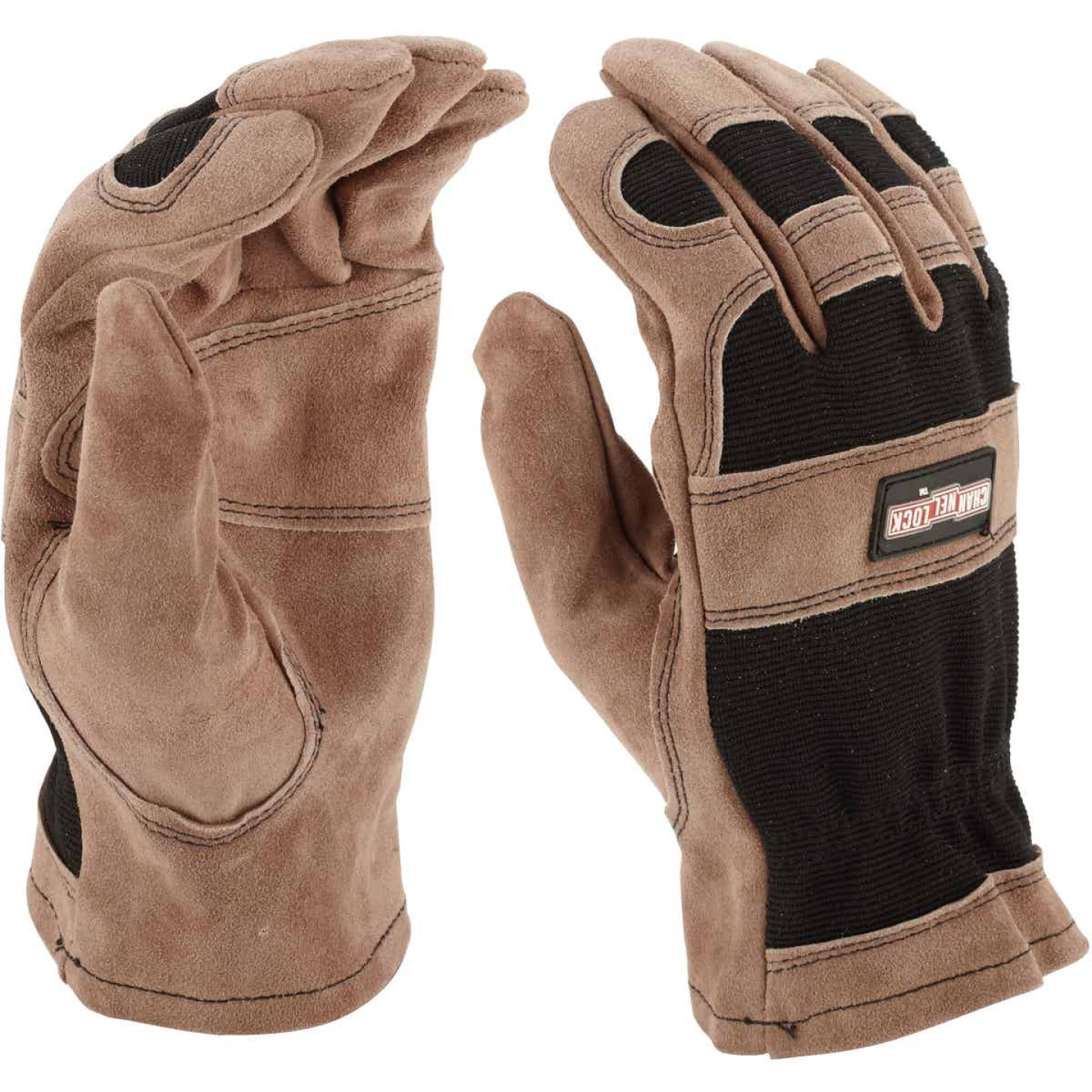 Channellock Men's Large Leather Work Glove Image 8