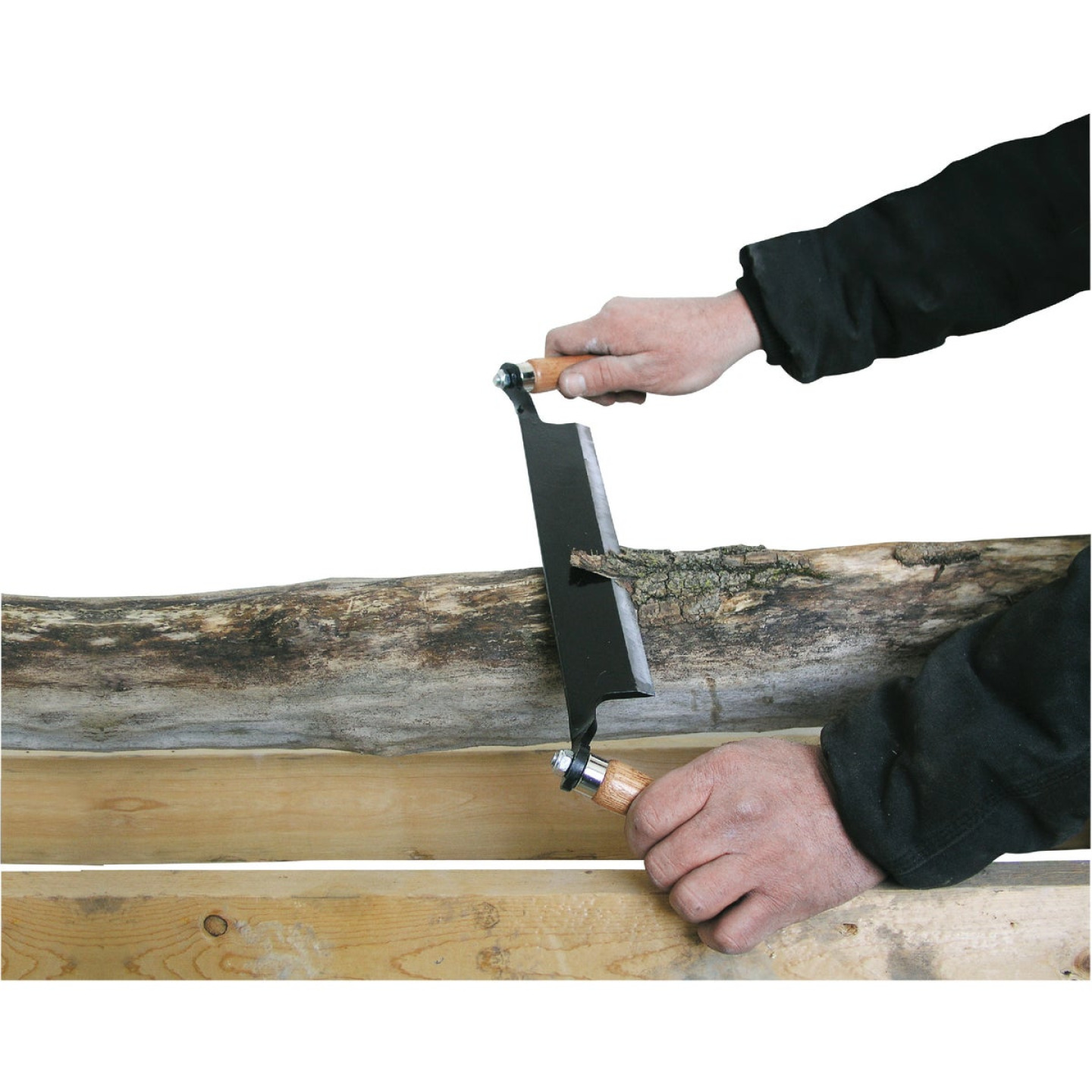 Timber Tuff 8 In. Straight Draw Shave Image 2