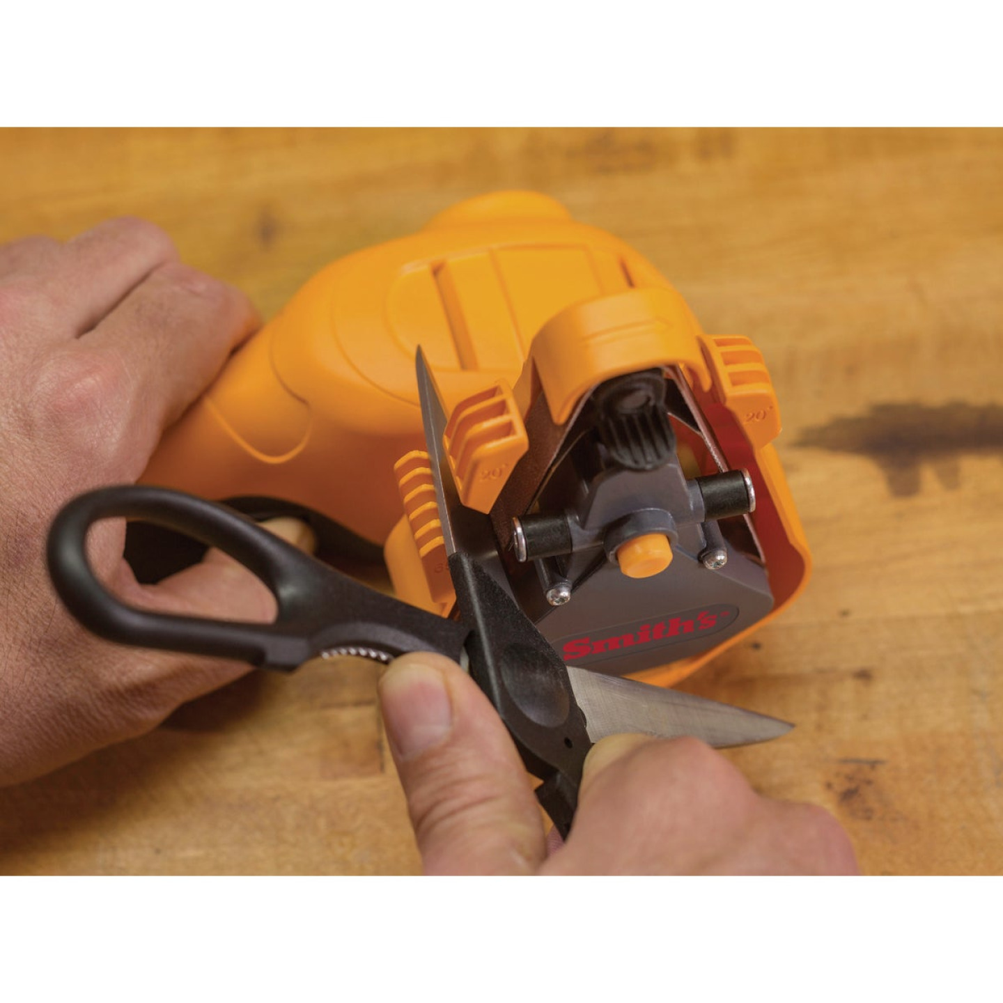 Smith's Consumer Products Electric Knife & Scissor Sharpener Image 2