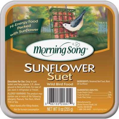 Morning Song 9 Oz. Sunflower Suet