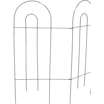 Best Garden 10 Ft. Wire Folding Fence