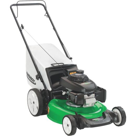 LawnBoy 21 In. Hi-Wheel Push Gas Lawn Mower with Honda Engine