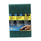 3M 3-1/2 In. x 6 In. Heavy-Duty Final Stripping Pad (2-Pack) Image 1
