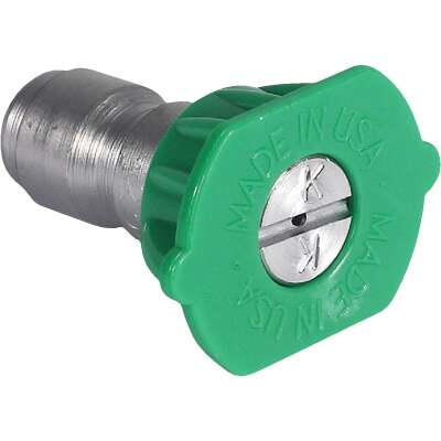 Mi-T-M 3.0mm 25 Degree Green Pressure Washer Spray Tip