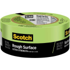 3M Scotch Green 1.88 In. x 60.1 Yd. Rough Surface Painter's Tape Image 1