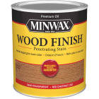 Minwax Wood Finish Penetrating Stain, Red Chestnut, 1 Qt. Image 1