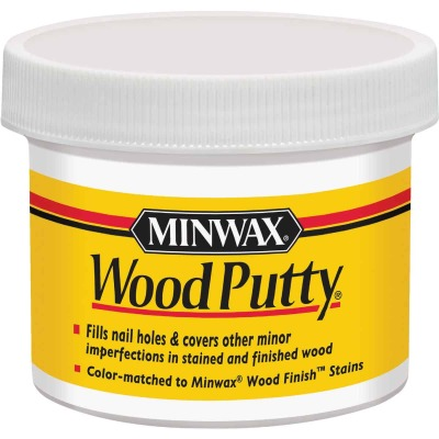 Minwax 3.75 Oz. White Wood Putty