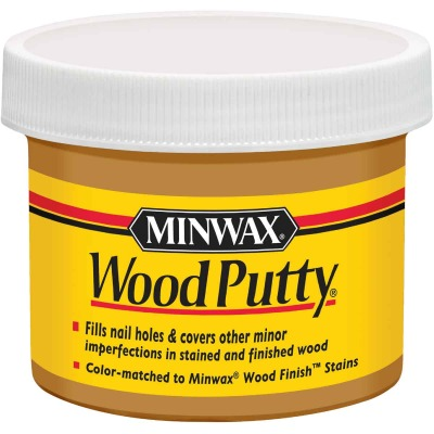 Minwax 3.75 Oz. Cherry Wood Putty