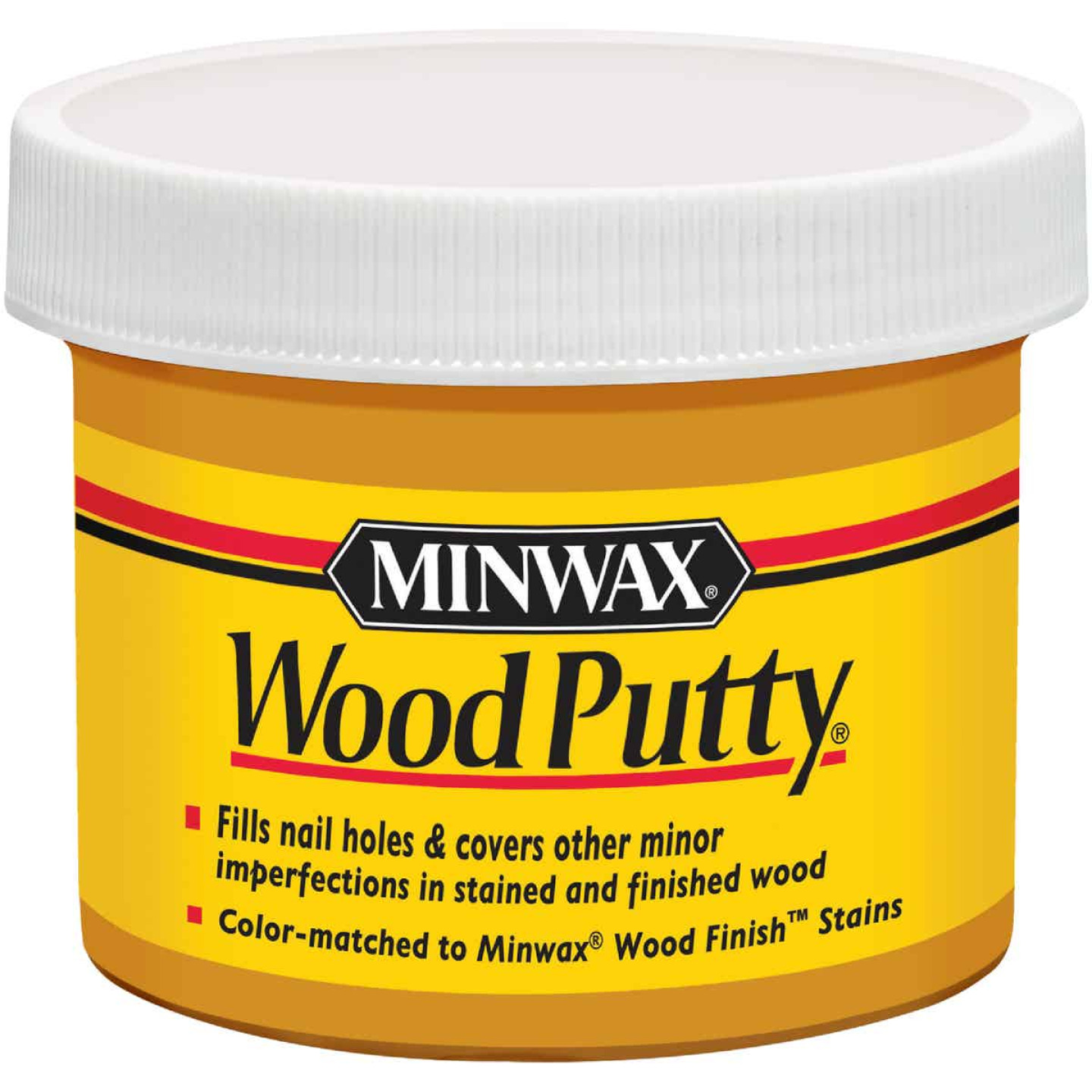 Minwax 3.75 Oz. Colonial Maple Wood Putty Image 1